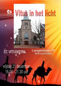 St. Vitus in het Licht @ Geloofgemeenschap Sint Vitus Winschoten | Winschoten | Groningen | Nederland